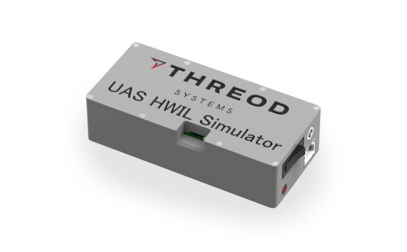 threod-UAS-HWIL-Simulator