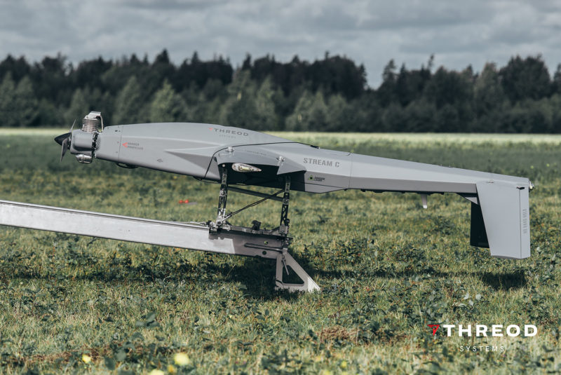 Threod Stream C catapult UAS