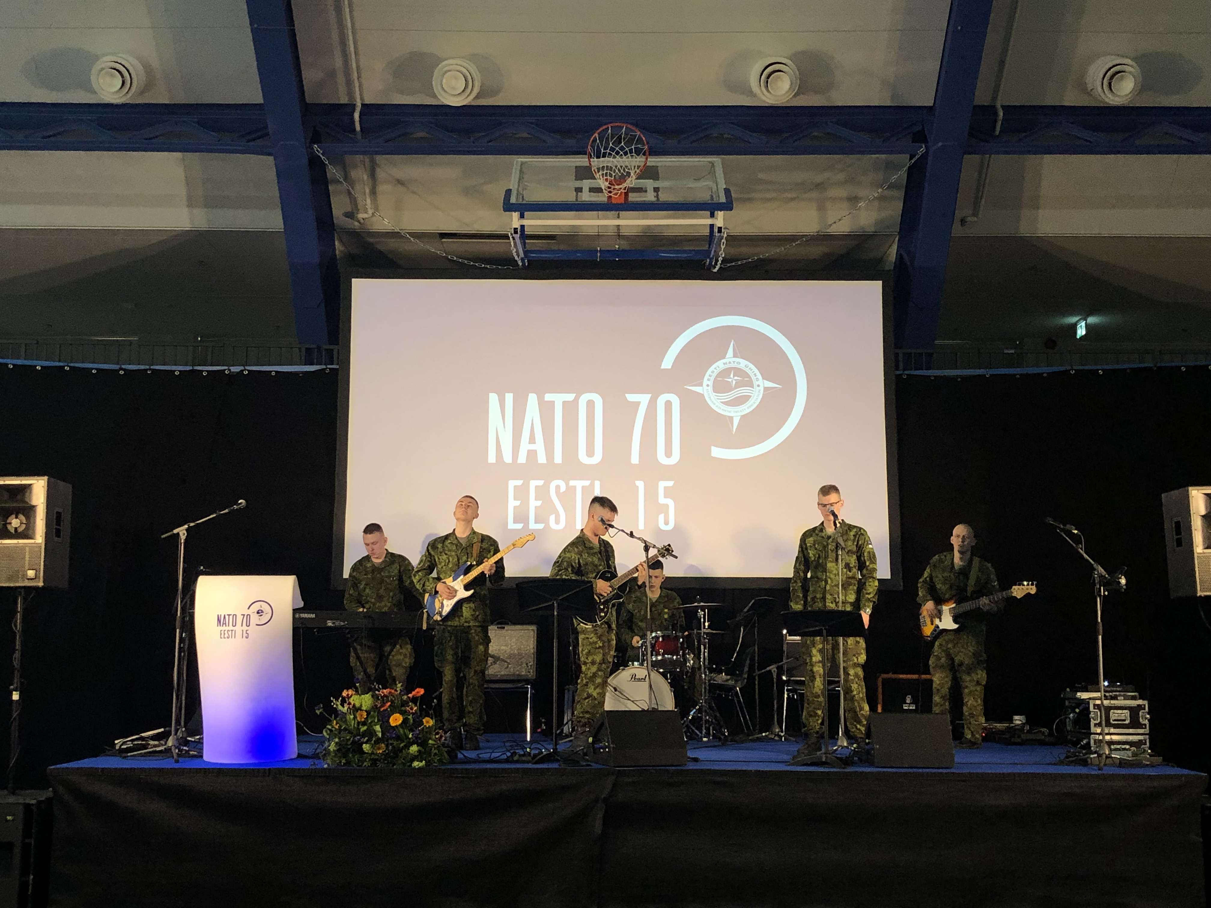 Threod at NATO's 70th Anniversary