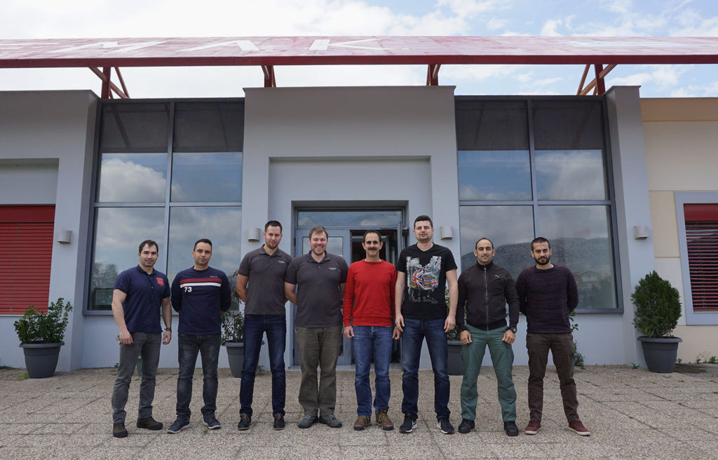 Level I Technicians Training in Greece