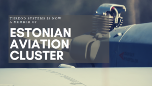 Threod Systems is a member of Estonian Aviation Cluster