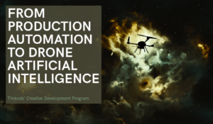 Drone Artificial Intelligence Threod