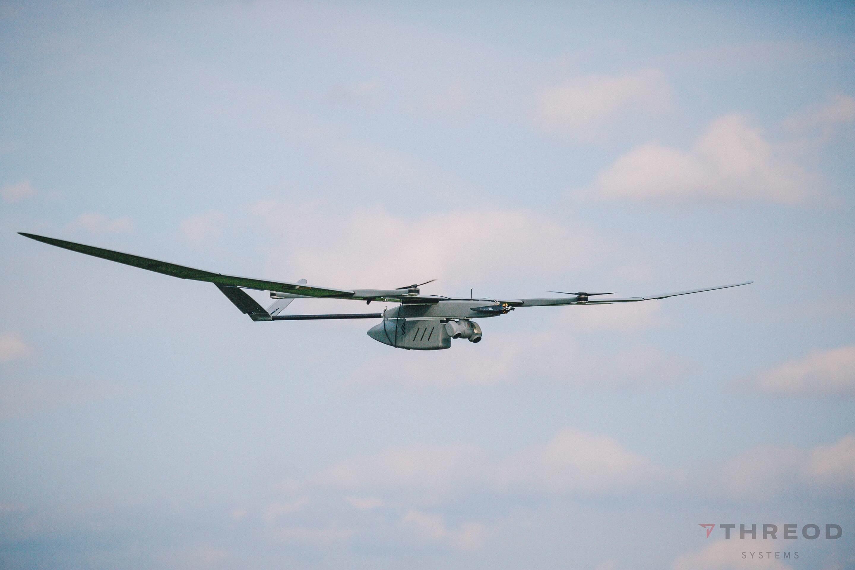 EOS C fixed wing VTOL UAS