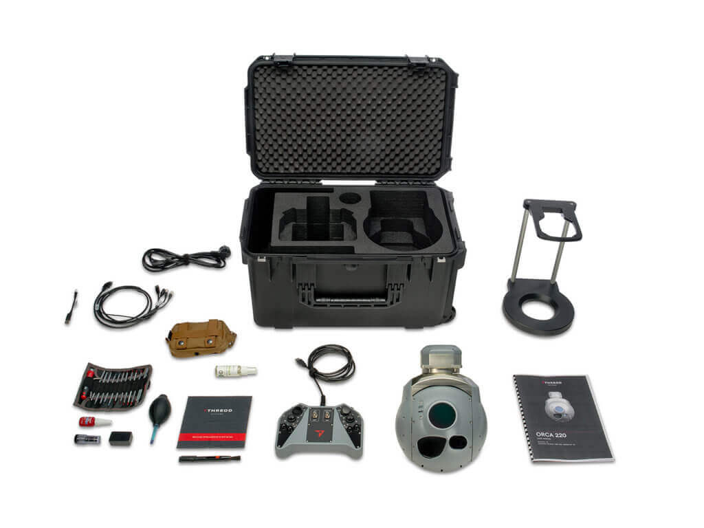 Threod Systems payload Orca 220 full set