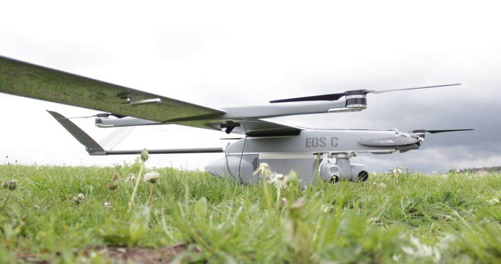 Unmanned Aerials System EOS C