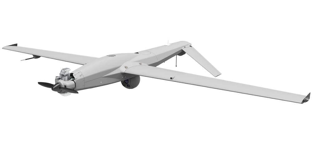 Threod Systems Unmanned Aerial System Stream C