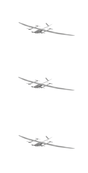 Unmanned Aerial System EOS C by Threod Systems